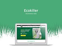 Ecokiller eCommerce Site