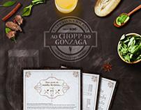 Cardápio - Ao Chopp do Gonzaga