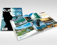 Costa Viva Magazine / Revista Costa Viva
