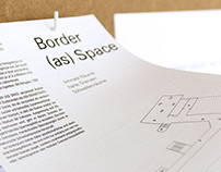 Border (as) Space – Leitsystem
