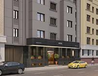 HOTEL BRESTSKAYA