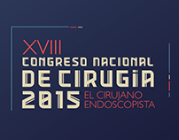 Concept: XVIII Congreso Nacional de Cirugía