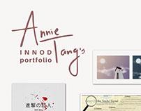 InnoD Graphic Design Gold Tier Portfolio