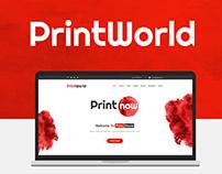 Print Media Web Mockup