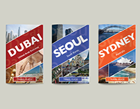 Seoul Travel Book Cover