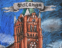 Palanga Illustration set