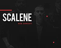 Scalene - Web Concept