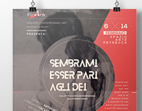 Saffo inspired Art Exhibition | POSTER
