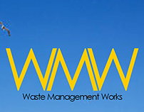Waste Management Company - Mobile App Design