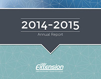 UW-Extension Continuing Education Annual Report