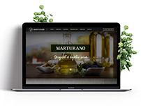 Marturano Oliva | Diseño Web