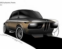 BMW 2002 Fast Render