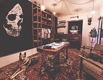 BUNKR - Tattoo studio