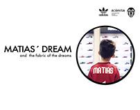 Acierta presents Matias' Dream _ Adidas and Valencia CF
