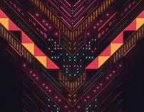 Royksopp EPLE stage visuals