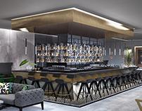 Hotel Concept CGIs