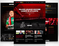 MLS Atlanta 2017 Website
