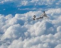 #Mar de nubes