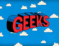 GEEKS | Cartoon Network