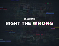 Samsung Right The Wrong