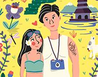 Bali Honeymoon | Private Commission