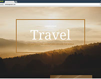 Pilumnus Free PSD Website Template