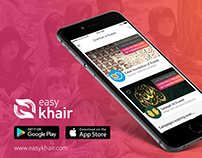 Easy Khair - Charity App
