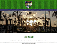RCR Club (Freelance Project)