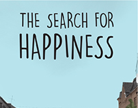 The Search For Happiness - Graphic Novel