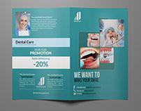 Dentail Bifold Brochure
