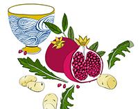 Food & Pattern