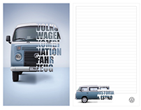 Idea & Arte / Volkswagen Kombi - Handbook