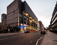 Bloomsbury Theatre // Paul Murphy Architects