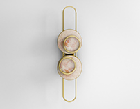 MORGANITE_wall lamp