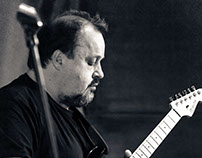 Steve Rothery Chile 2014
