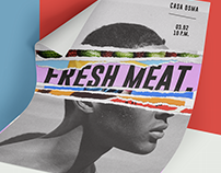 HolyPop Fresh Meat.