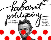 Kabaret polityczny | political cabaret poster #1