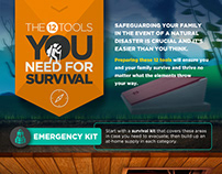 The 12 Tools You Need For Survival