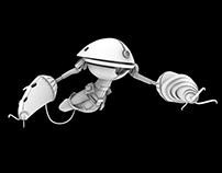 NI-K.O 96 ROBOT MODEL