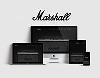 Marshall : 반응형 웹 (최원영)