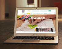 Apporta - Website Redesign