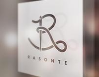 Rasonte © - Clothing Line Logo