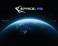 SpaceLab UFSC Brand Identity 2021