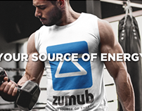 Online supplements shop
