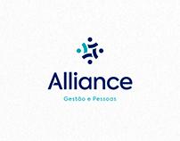 Alliance - Brand Identity