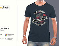 Mens Tshirt Mockup Vol-2