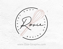 Rosie - Branding for sale! www.One-Giraphe.com