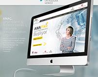 WEB DESIGN - ANAÇ