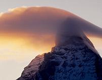 Zermatt, Matterhorn, Schweiz, Wallis