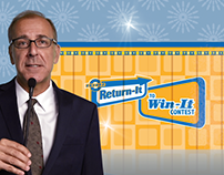 Return-It To Win It Grand Prize Reveal